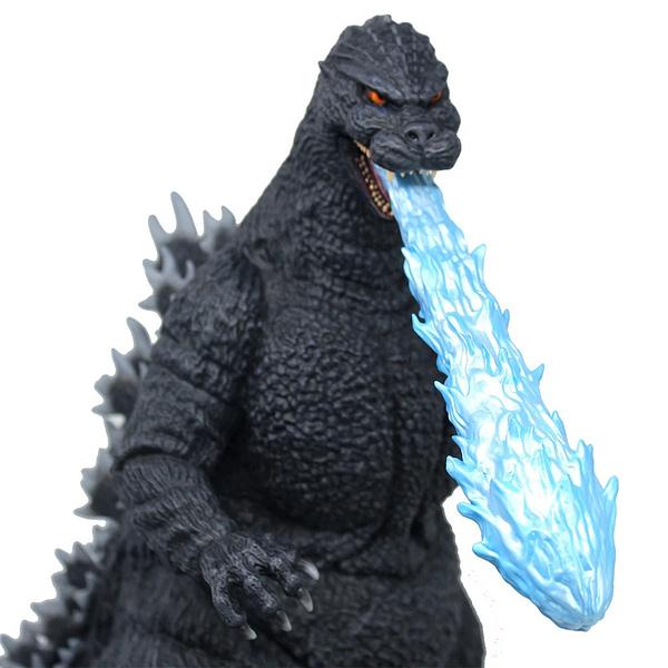 Godzilla Returns to 1989 for New vs. Biollante Statue From Mondo