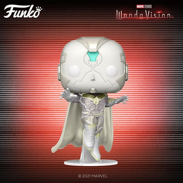 Funko Reveals New Pops From Last Week's Episode of WandaVision