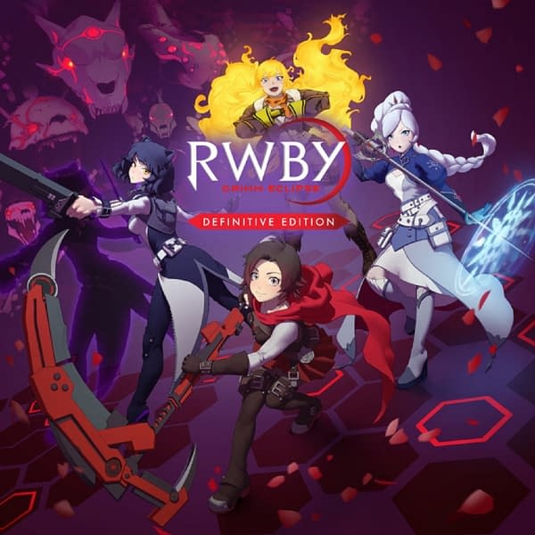 RWBY: Grimm Eclipse - Definitive Edition will be released on May 13th, courtesy of Aspyr.