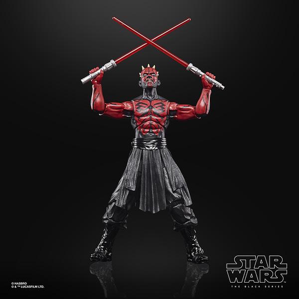 Star Wars Comic Greats Jaxxon and Darth Maul Get New Hasbro Figures
