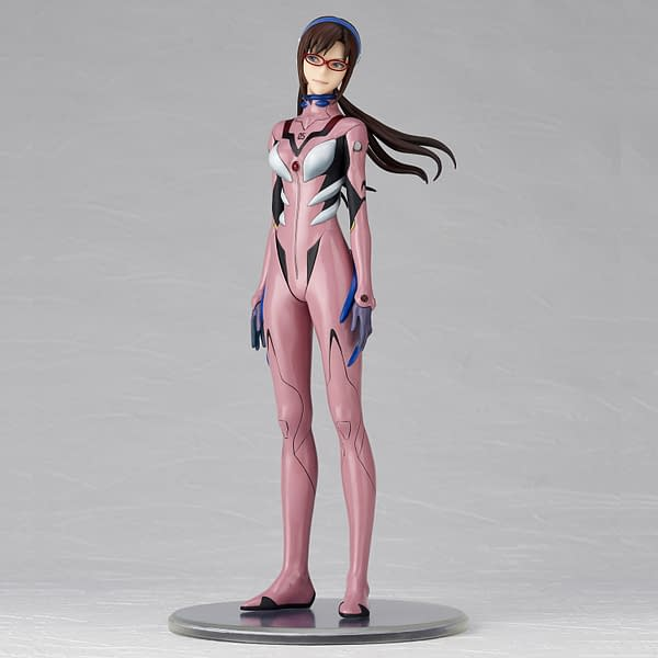 Celebrate 25 Years of Evangelion With New Kaiyodo Eva Pilot Statues