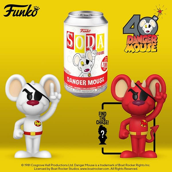 New Funko Soda Has Arrived With John Wick, Stan Lee, and More