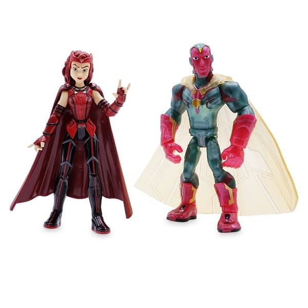 New Marvel ToyBox Figures Arrive From Disney With Carnage and More