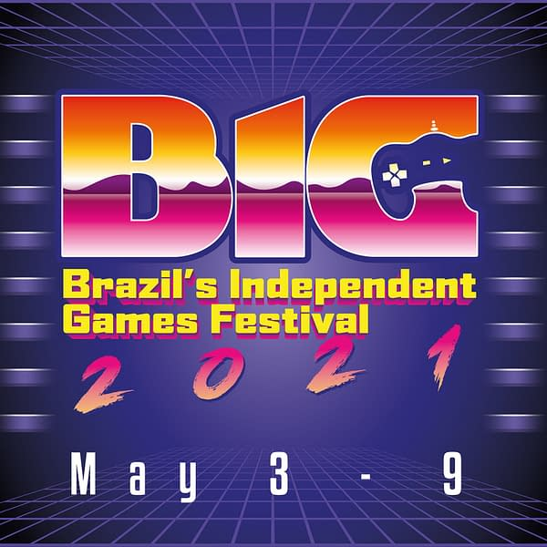 Brazil's Independent Game Festival will take place from May 3rd-9th, 2021.
