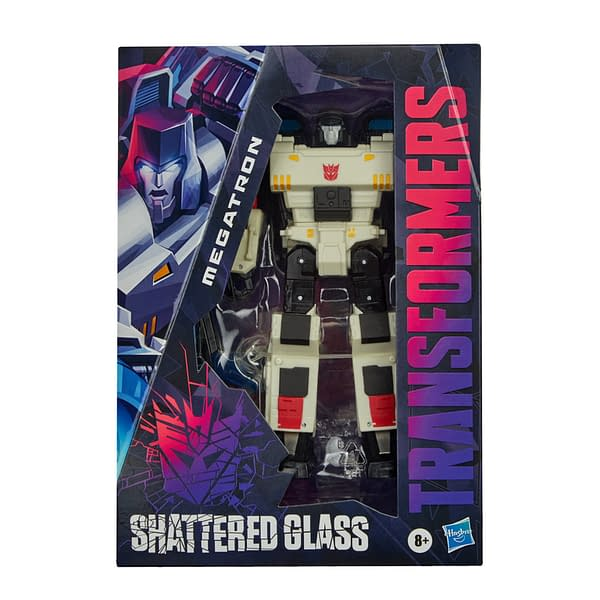 Transformers Shattered Glass Megatron Saves the Day With Hasbro