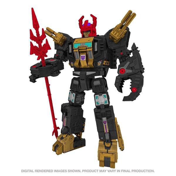 Transformers Super-God Masterforce Black Zarak Arrives From Hasbro