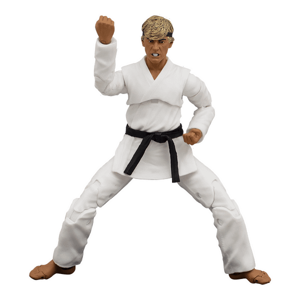 Karate Kid Johnny Lawrence Returns to the Dojo With Icon Heroes