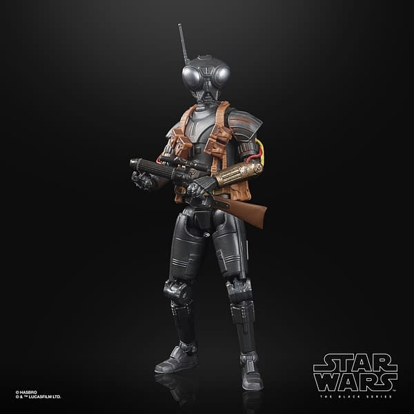 Hasbro Gives Fans A Closer Look At New Star Wars Black Series Figures
