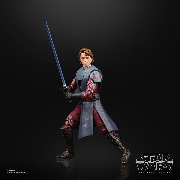 Hasbro Reveals Star Wars Clone Wars Obi-Wan and Anakin Figures