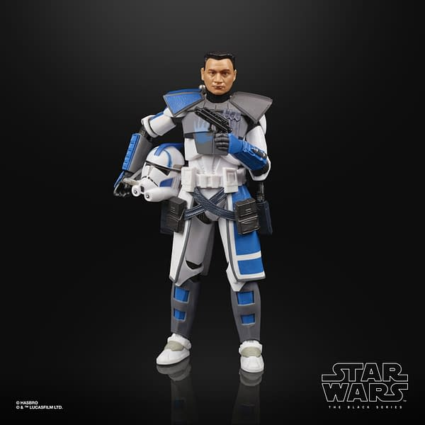 Star Wars: The Clone Wars Clone Troopers Hawk and Echo Report For Duty