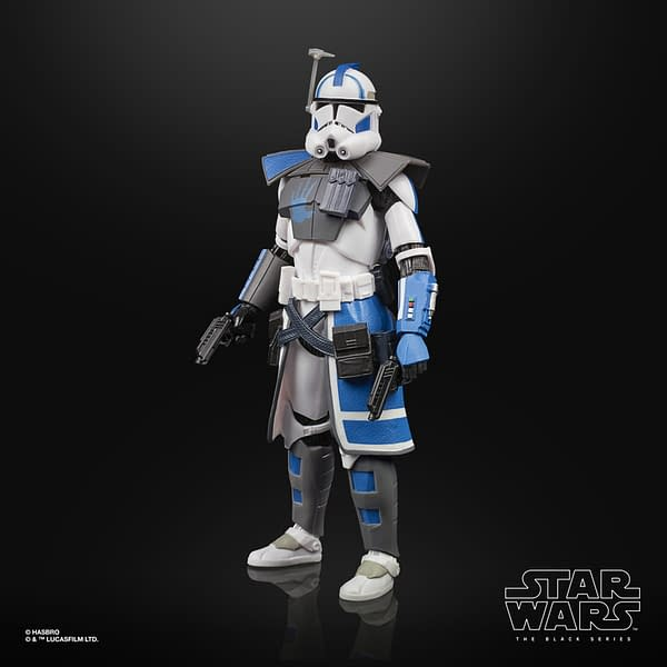 Star Wars: The Clone Wars Troopers Hawk and Echo Report For Duty