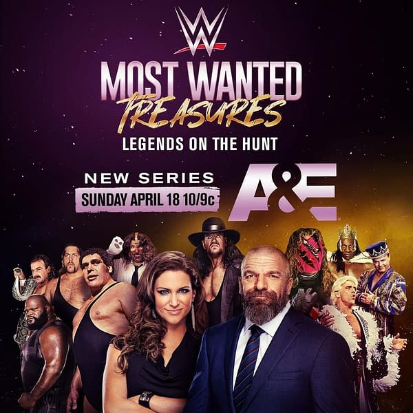 WWE's Most Wanted Treasures Review: A Fun Enough Nostalgia Trip