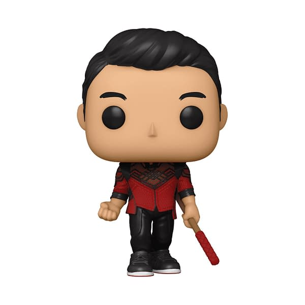 Marvel Debuts Shang-Chi Legend of the Ten Rings Funko Pops