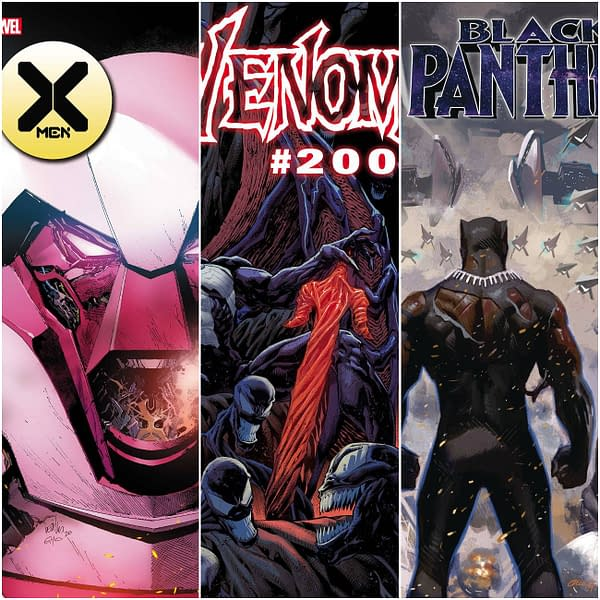LATE: More Delays To Venom #200, X-Men #20 and Black Panther #25