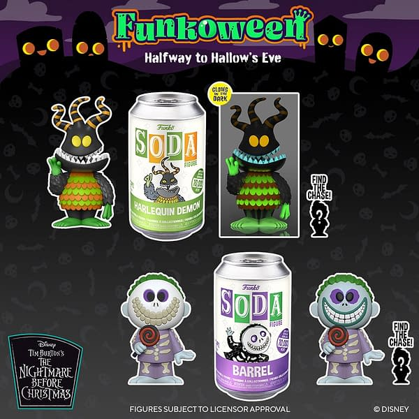 Funko Funkoween Reveals - Hocus Pocus, Jaws, Elvira, Funko Soda and More