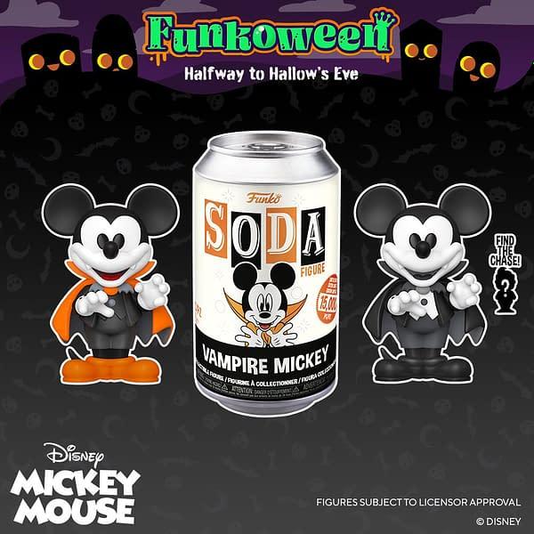 Funko Funkoween Reveals - Hocus Pocus, Jaws, Elvira, Mickey and More