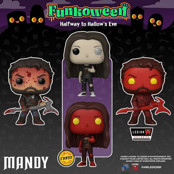 Funkoween Final Reveals - Mandy, The Office, Trick 'r Treat and More!