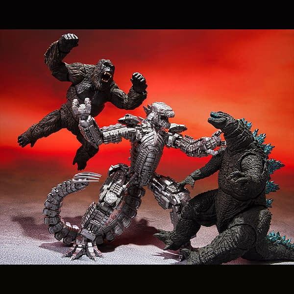 Mechagodzilla From Godzilla vs Kong Arrives From Tamashii Nations