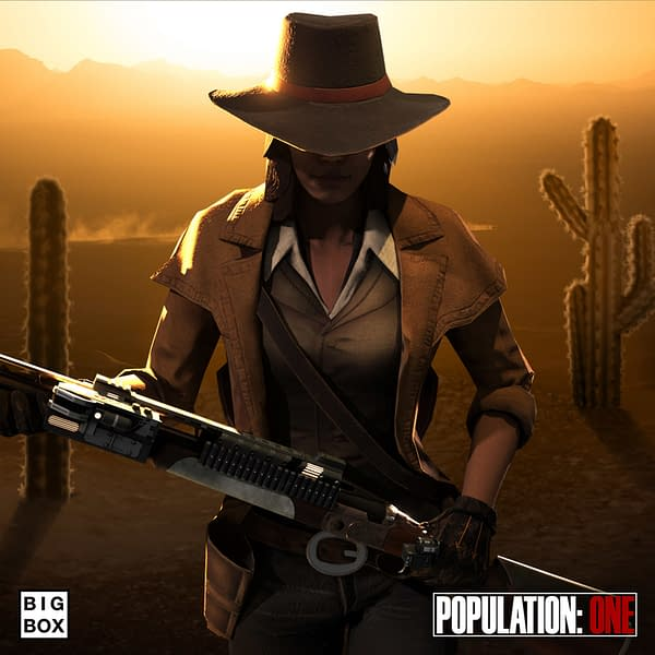 Population: One Season 2 Releases on May 13. You'll Want Shells.