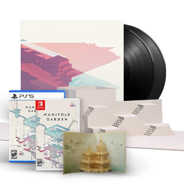 A look at the physical editions and the album, courtesy of iam8bit.