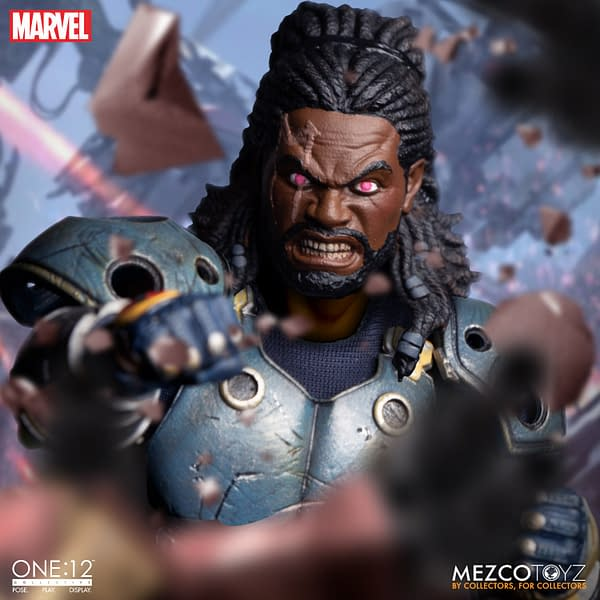 Lucas Bishop is Back From The Dystopian Future Thanks to Mezco Toyz