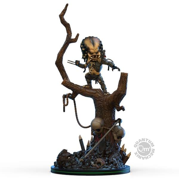 QMx Enters the Jungle With New Predator Q-Fig Max Elite Statue