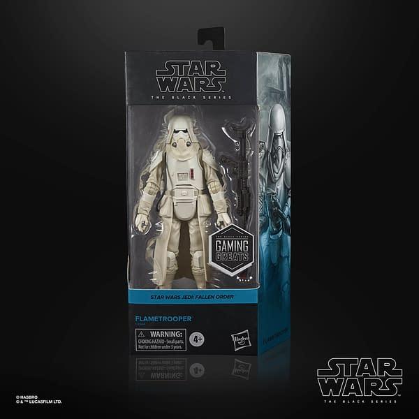 New Star Wars Gaming Greats Jedi Fallen Order Figures Coming Soon