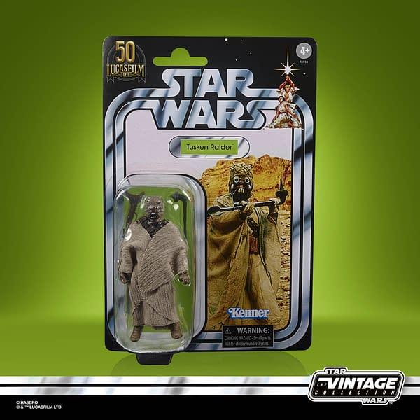 Hasbro Debuts New Star Wars Vintage Collection Walmart Exclusives