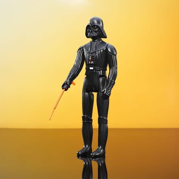 New Gentle Giant Star Wars Reveals -Jumbo Kenner Vader and Biggs