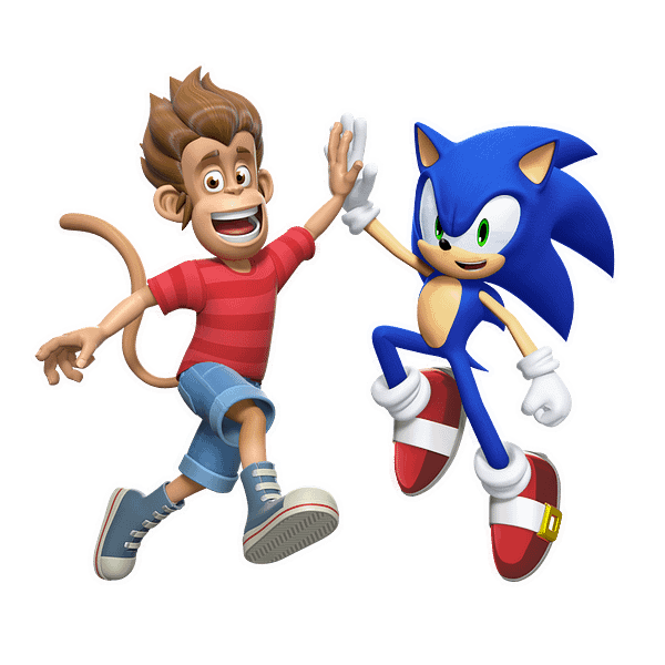 Sonic Dash Receives Character Customizations Courtesy Of Danimals