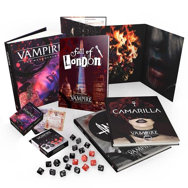 Modiphius Entertainment Vampire: The Masquerade