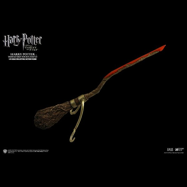 Harry Potter Enters the Triwizard Tournament Again With Star Ace