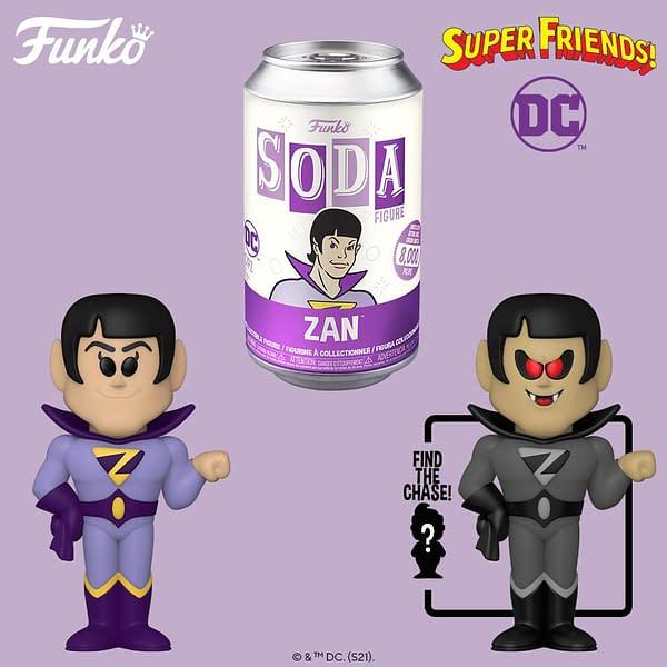 Funko Reveals Huge Assortment of New Soda Vinyl Figures