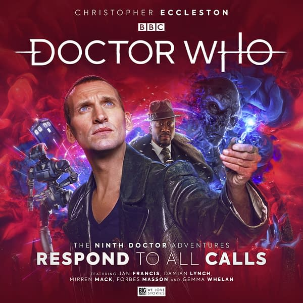 Doctor Who: Big Finish, Christopher Eccleston Team for More Adventures