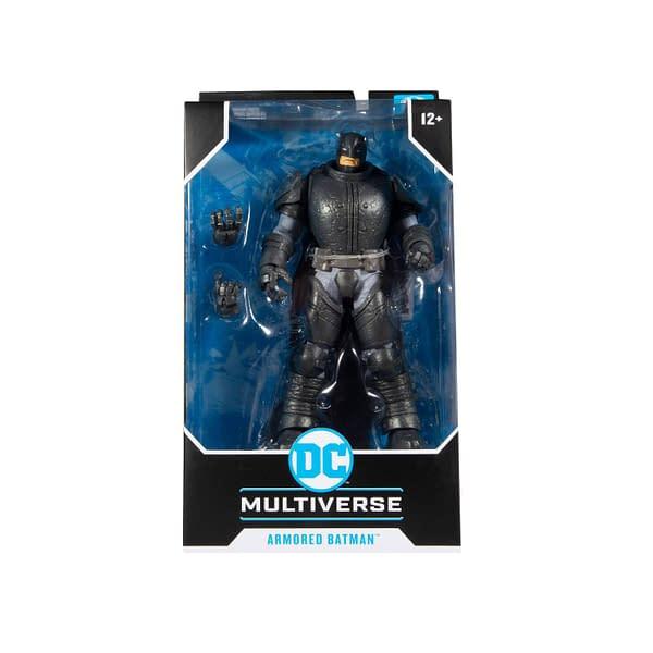 The Dark Knight Returns Batman Comes To McFarlane Toys