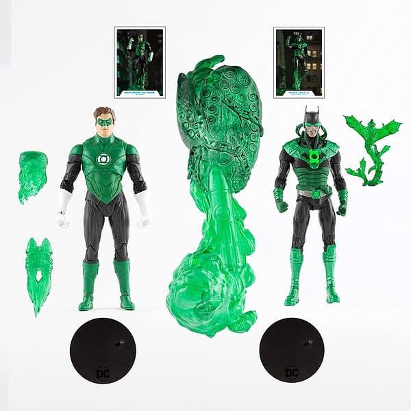 Green Lantern Fights Dawnbreaker With New McFarlane Toys 2-Pack Set