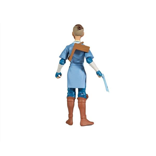 Avatar: The Last Airbender Katara and Sokka Arrive From McFarlane Toys
