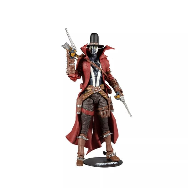 Gunslinger Spawn Gets Exclusive Target Release From McFarlane Toys