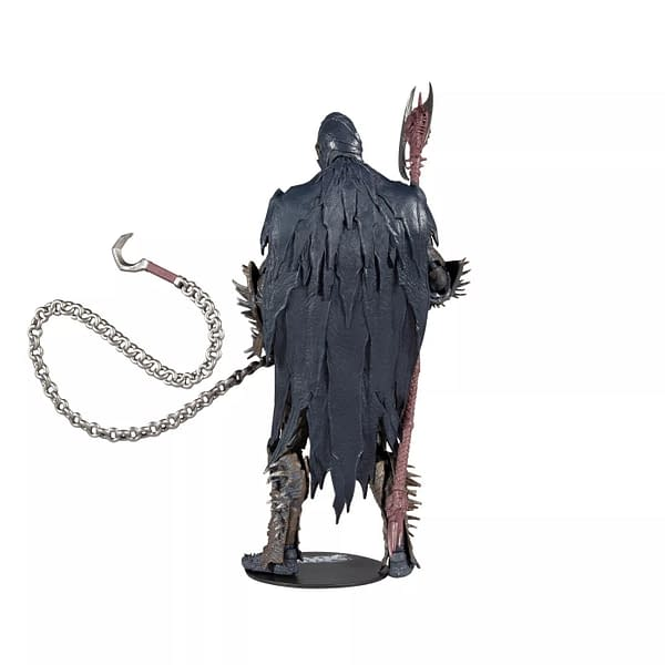 Spawn's Universe Raven Spawn Returns to Earth With McFarlane Toys