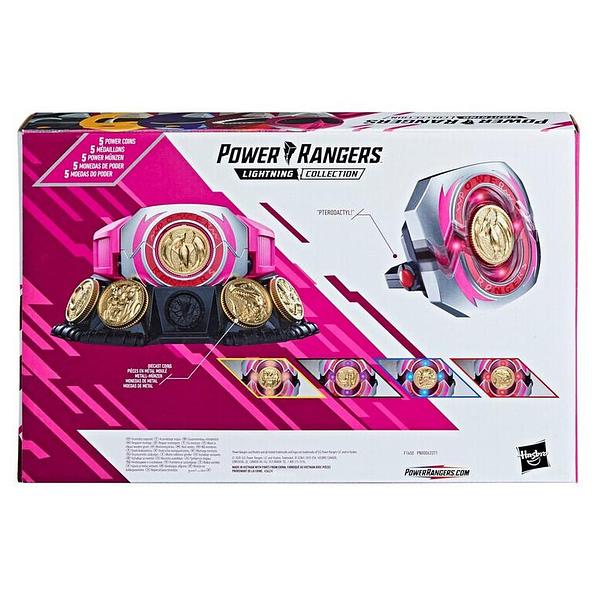 Power Rangers Pink Ranger Invades GameStop With Hasbro Exclusives