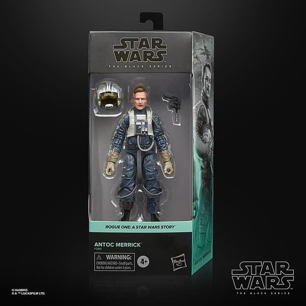 Target Getting Exclusive Star Wars Rogue One Black Series Figures
