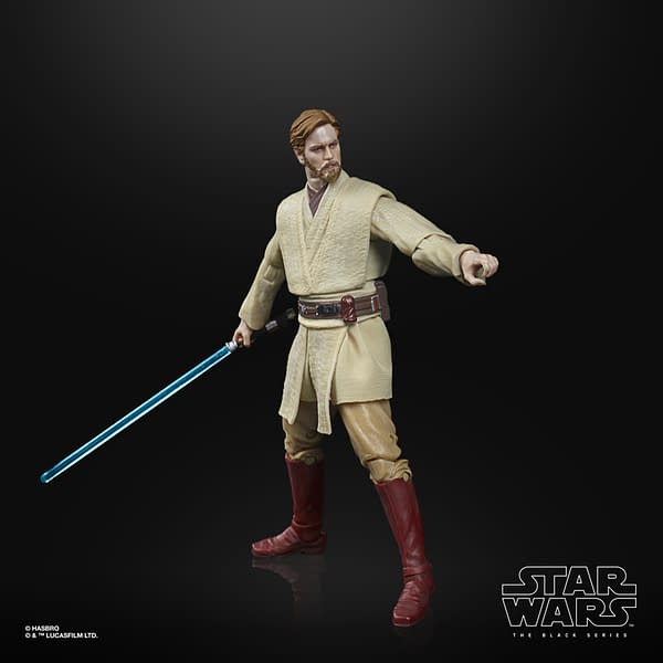 Hasbro Reveals New Wave of Star Wars: The Black Series Archive Figures