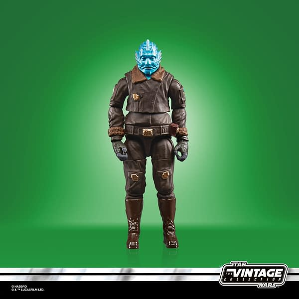 New The Mandalorian Vintage Collection Figures Revealed By Hasbro