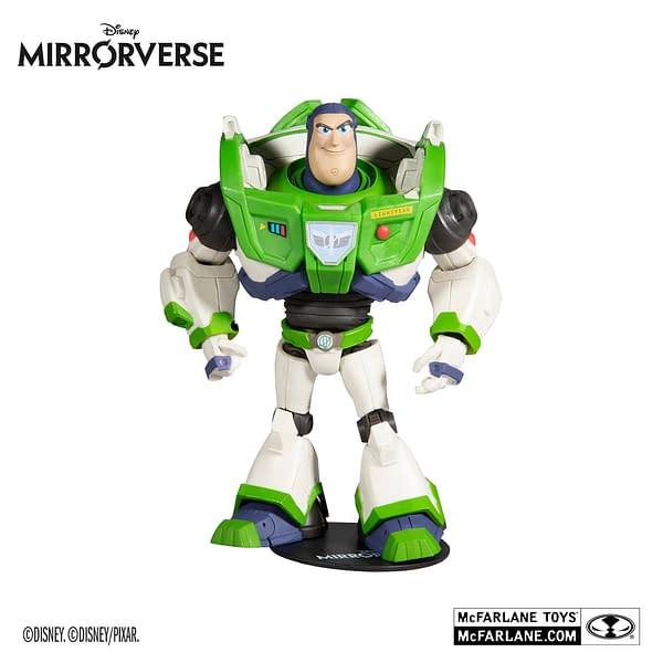 Buzz Lightyear Comes To McFarlane Toys New Mirrorverse Line
