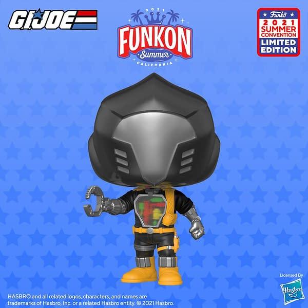 Funko FunKon Day 2 Reveals - Suicide Squad, Cap Wolf, and More
