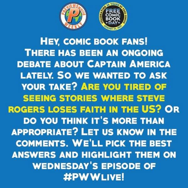 Diamond Comics Joins The Stupid Culture Wars