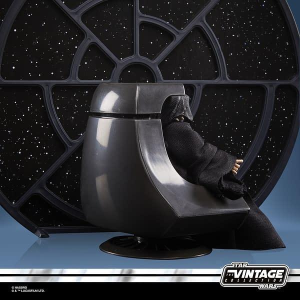 Hasbro Reveals Star Wars HasCon Exclusive Emperor's Throne Room