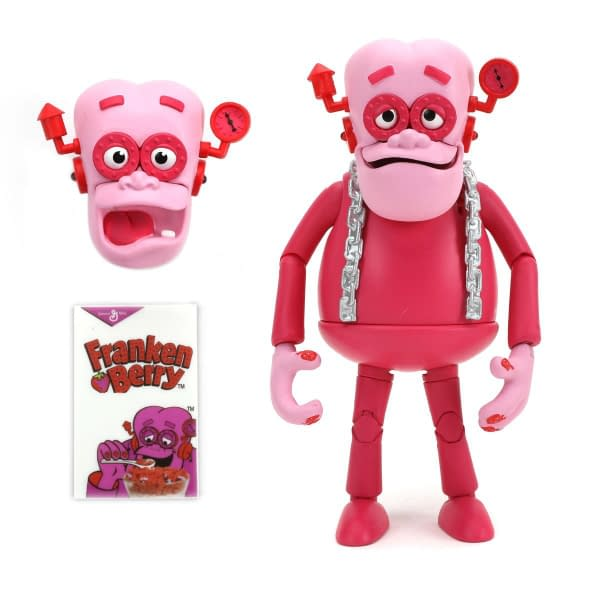 Add General Mills Cereal Monsters to Your Shelves With Jada Toys