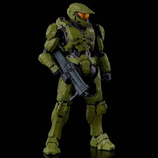 1000Toys Releases a New Master Chief Figure From Halo Infinite