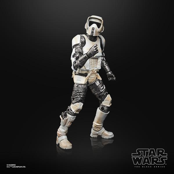 Hasbro Reveals New Star Wars Carbonized Black Series Figures